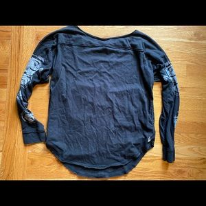 Free People Movement off shoulder top Large